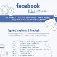 Шпаргалка для Facebook