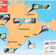Криминал на вокзалах Крыма